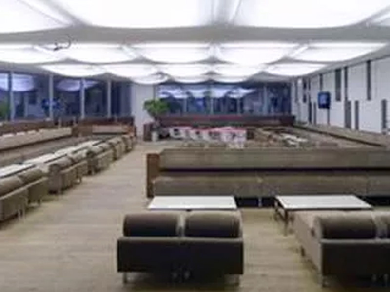 Garanti Lounge Mechanical Works Turkey Ataturk Airport
