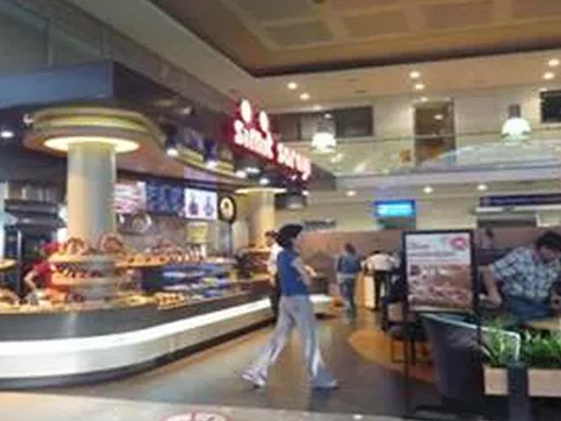 Primeclass Lounge Mechanical Works Turkey Ataturk Airport